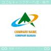 山,マウンテン,ピラミット,上昇をイメージしたロゴマークデザイン