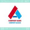 A文字,矢,上昇,ビルをイメージしたロゴマークデザインです。