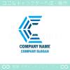 C文字,ビジネス,風,海をイメージしたロゴマークデザインです。