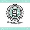 文字A,アルファベットAがモチーフのロゴマークデザインです。