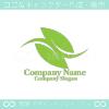 エコリーフ,S文字をイメージしたロゴマークデザインです。