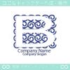 ツイストとB文字をイメージしたロゴマークデザインです。