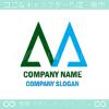 山,矢,上昇,文字Mをイメージしたロゴマークデザインです。