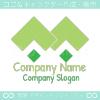 山,矢,上昇のイメージのロゴマークデザインです。