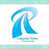 R文字,太陽,調和をイメージしたロゴマークデザインです。