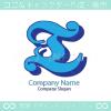 I文字、シックなシンボルマークのロゴマークデザインです。