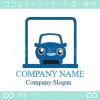 自動車,車庫,洗車をイメージしたキャラクター&ロゴマークデザイン
