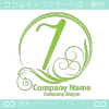 数字7,波,太陽,ゴージャスをイメージしたロゴマークデザインです。