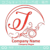 Iアルファベット,波,海,月,芸術のロゴマークデザインです。