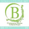 B文字、アメージング、貴族の紋章のイメージのロゴマークデザイン