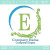 E文字、アメージング、貴族の紋章のイメージのロゴマークデザイン