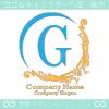 G文字、アメージング、素晴らしいイメージのロゴマークデザイン