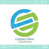 G文字と自然のシンボルマークのロゴマークデザインです。